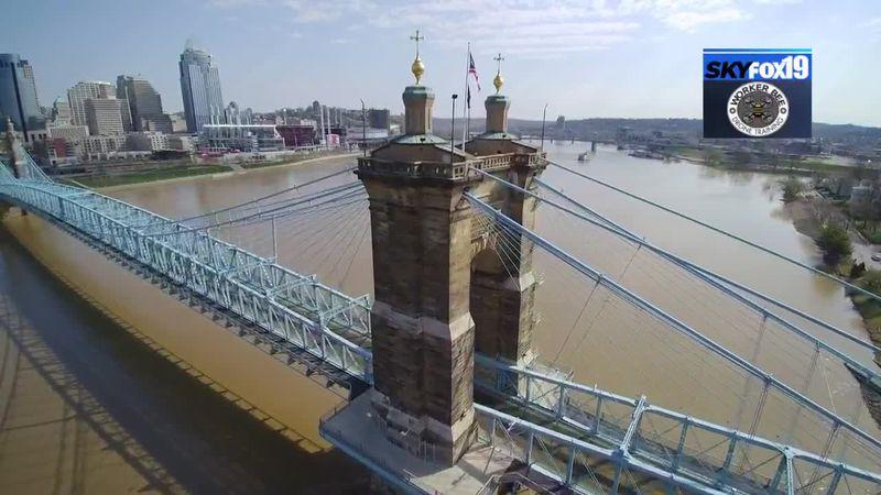 SkyFO19: Roebling Bridge
