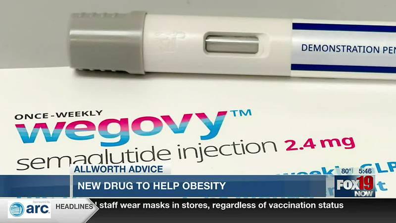 Allworth Advice: New drug to help obesity