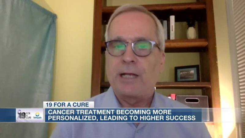 19 for a Cure: Cancer treatment becoming more personalized, leading to higher success
