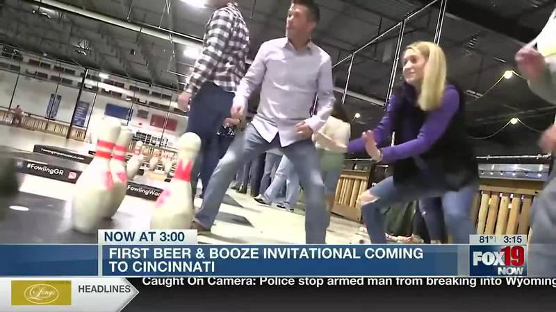 First Beer & Booze Invitational coming to Cincinnati