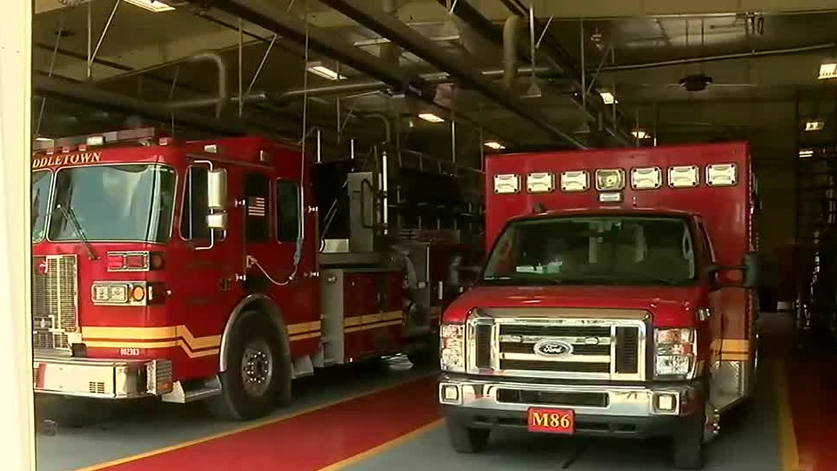 Middletown passes 25-year levy extension to replace fire stations