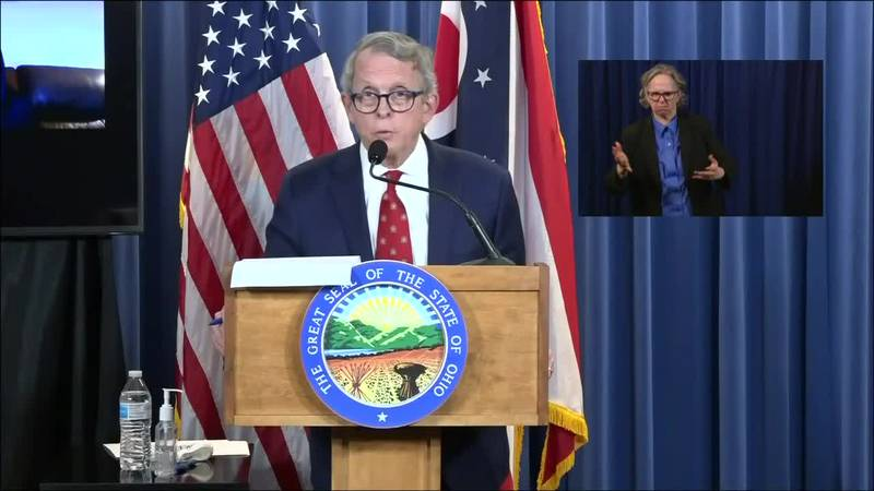 Gov. DeWine hopes to announce when pools, summer activities can reopen and resume on Thursday