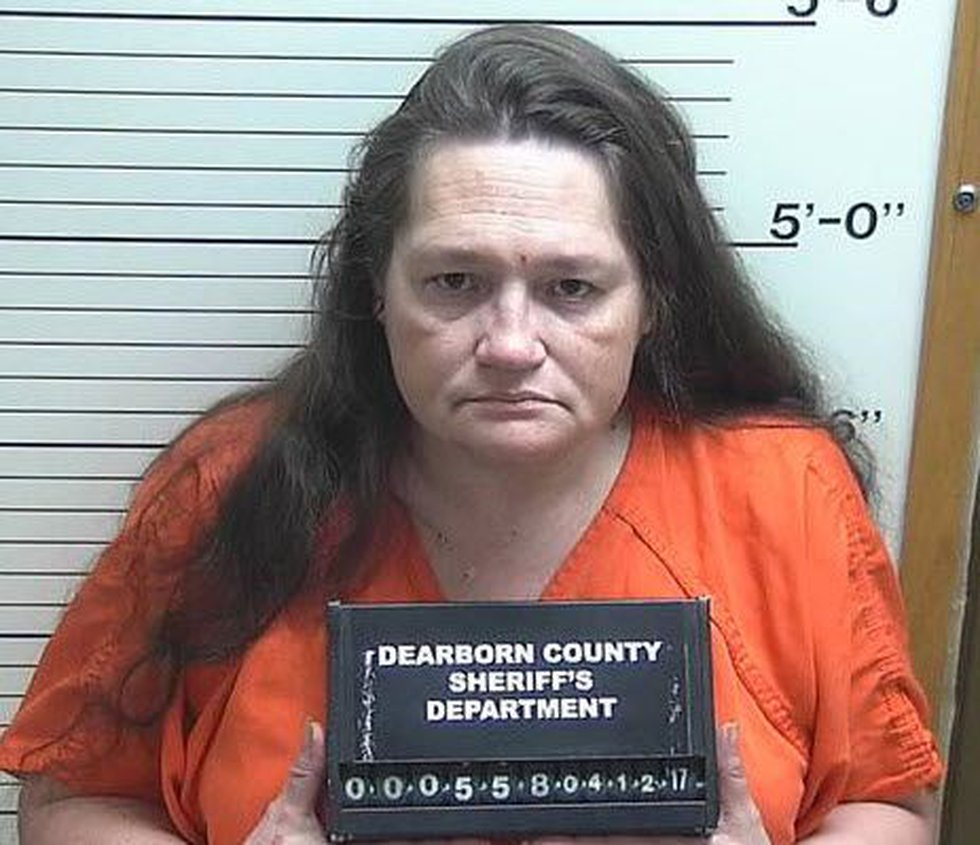 Robin Taylor (Provided by the Dearborn County Jail)