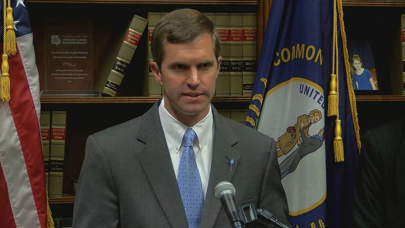 Attorney General Andy Beshear filed April 29 to stop Giv. Matt Bevin and the Kentucky Labor...