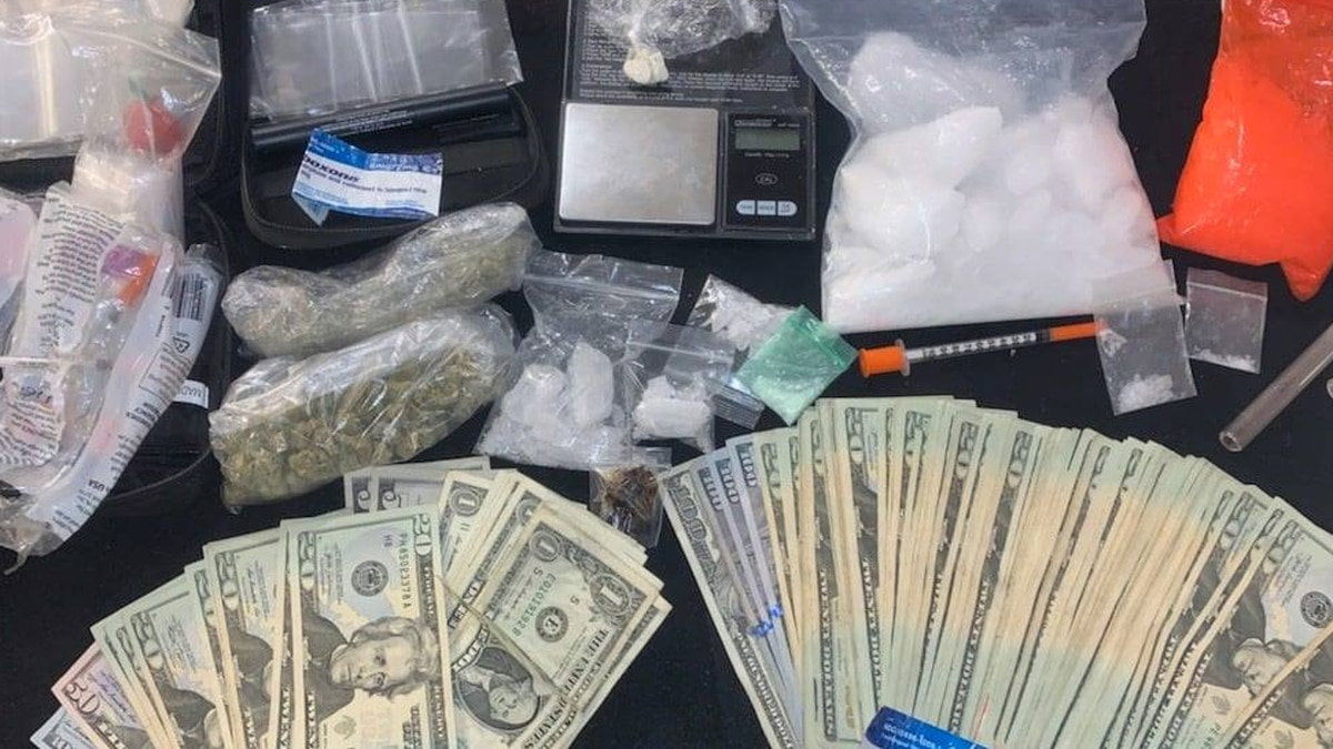 Pike County law enforcement made one of the largest drug busts in the history of the county...
