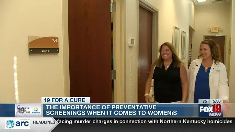 19 For a Cure: The Importance of Preventative Screenings to Women's Health