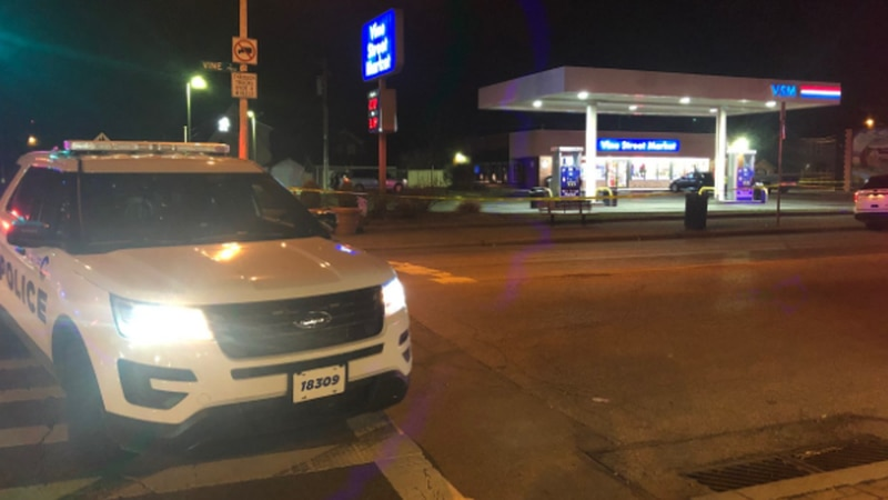 Cincinnati police said they are investigating an overnight shooting in Carthage.