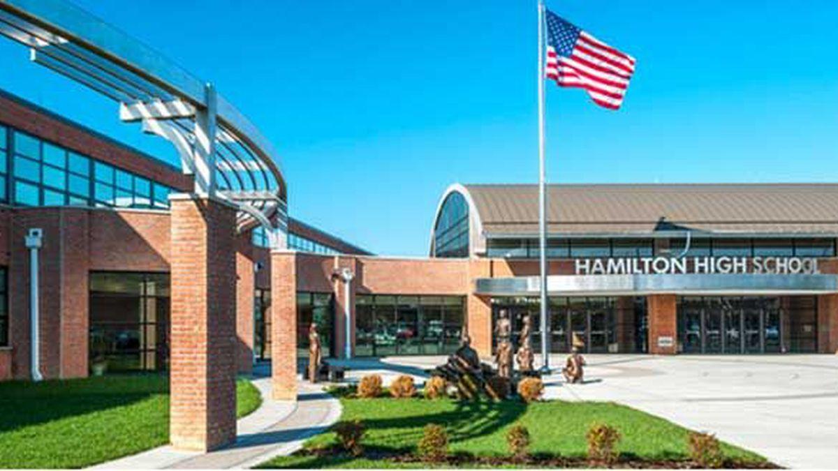 Photo Credit: Hamilton High School's official website