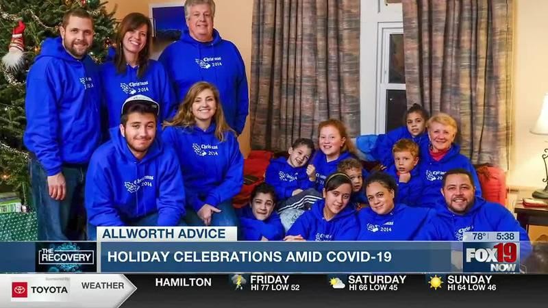 Allworth Advice: Holiday celebration amid COVID-19