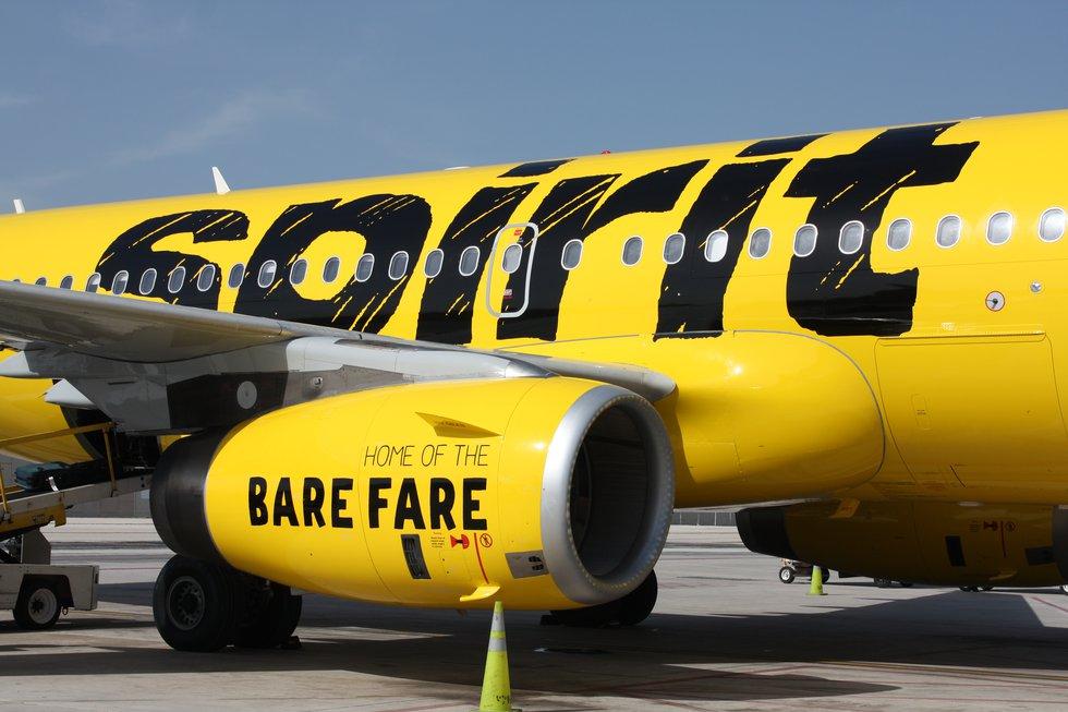 (Source: Spirit Airlines)