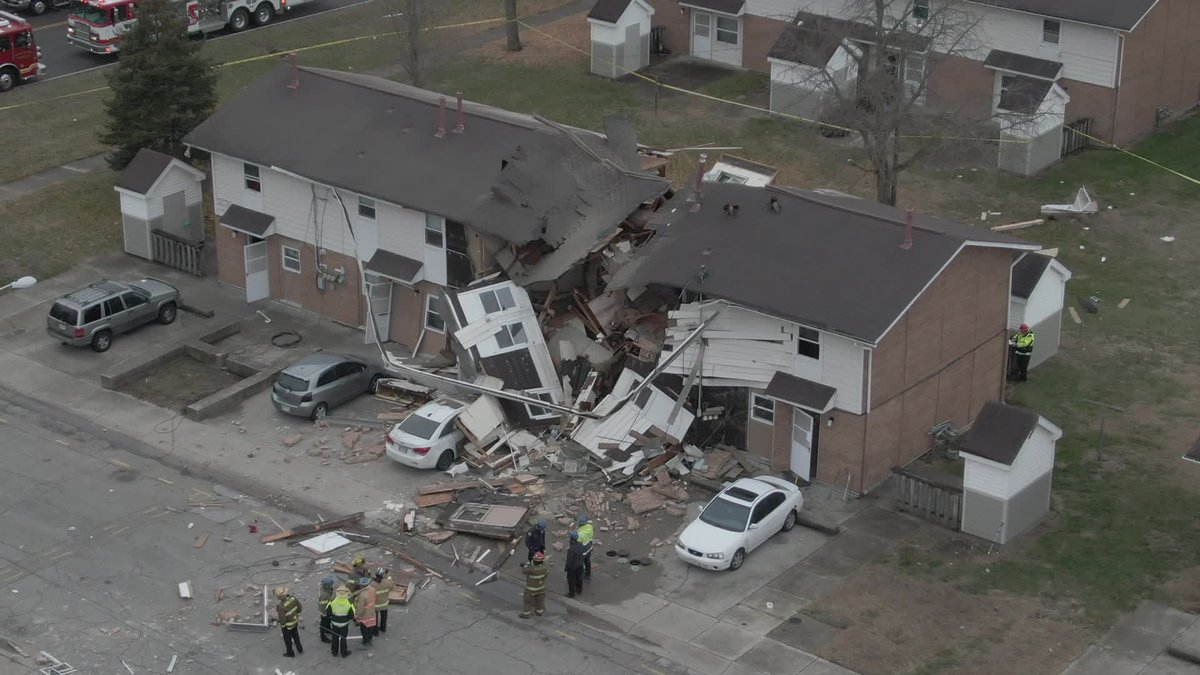 Middletown explosion