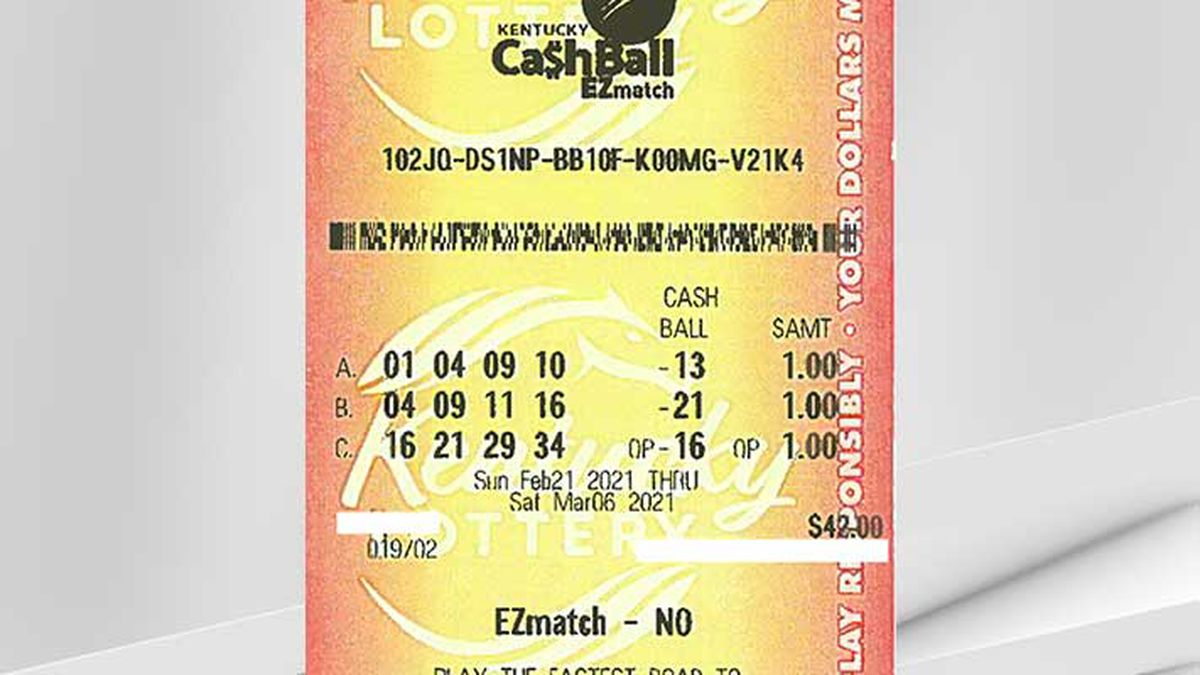 A Jefferson County man who ahs played the Kentucky Lottery's Cash Ball 225 game  since its...