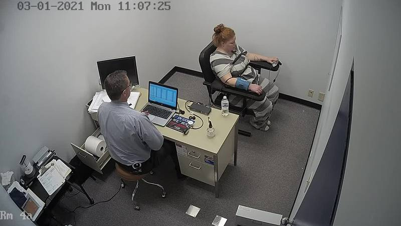 Brittany Gosney interrogation and polygraph test on March 1 [Part 3]