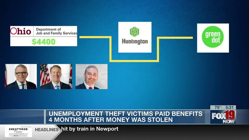 Ohio woman gets unemployment benefits 17 weeks after being approved