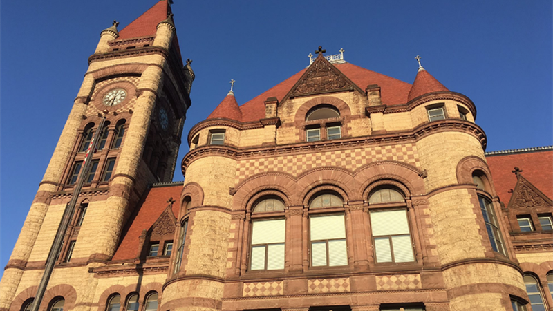 Cincinnati City Hall (FOX19 NOW/Robert Guaderrama)