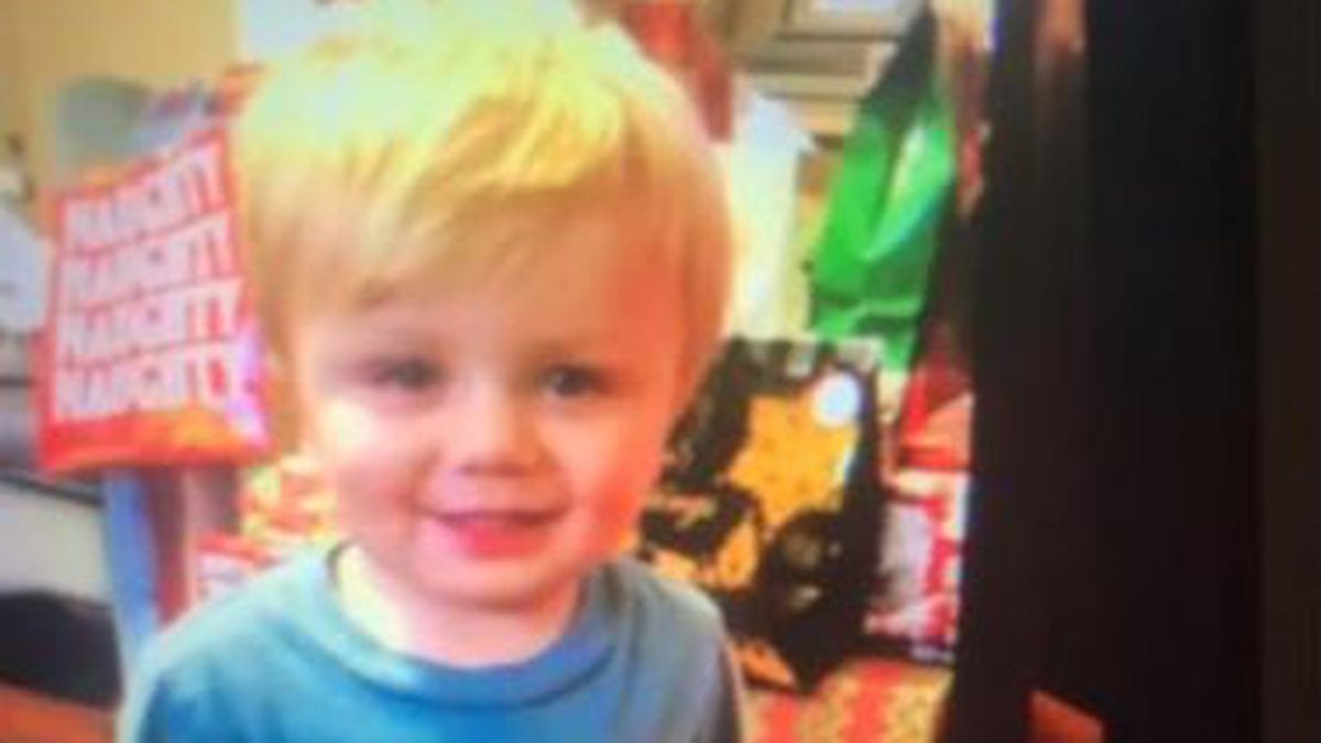 Lexington television station WKYT is reporting that 22-month-old Kenneth Howard was last seen...