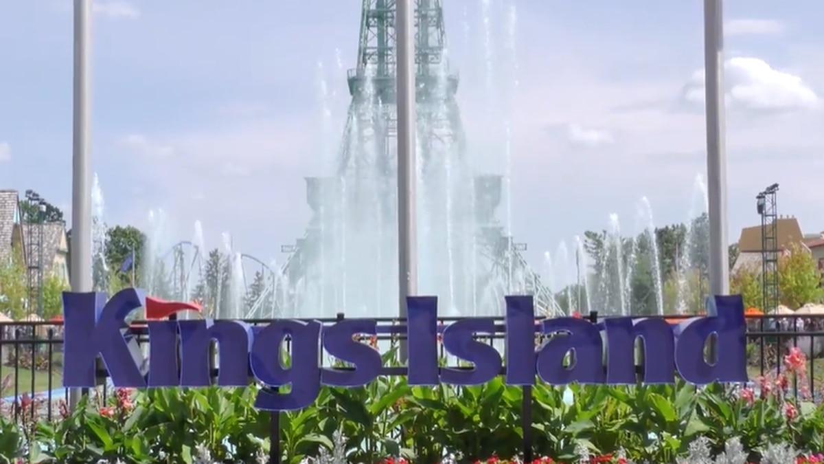 Kings Island is a 364-acre amusement park located 24 miles northeast of Cincinnati in Warren...