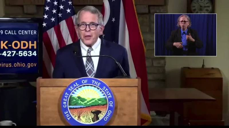 Gov. DeWine on President Trump: 'I think he's going to win this time in Ohio'