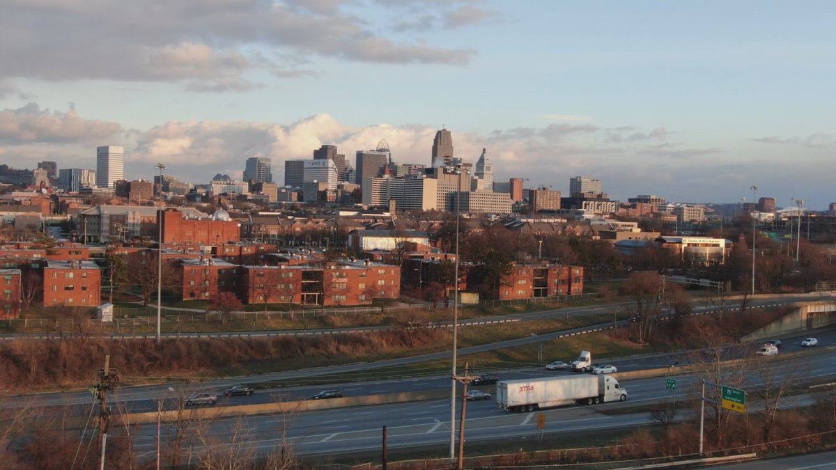 A new study funded by the NOAA locates heat islands in the city of Cincinnati.
