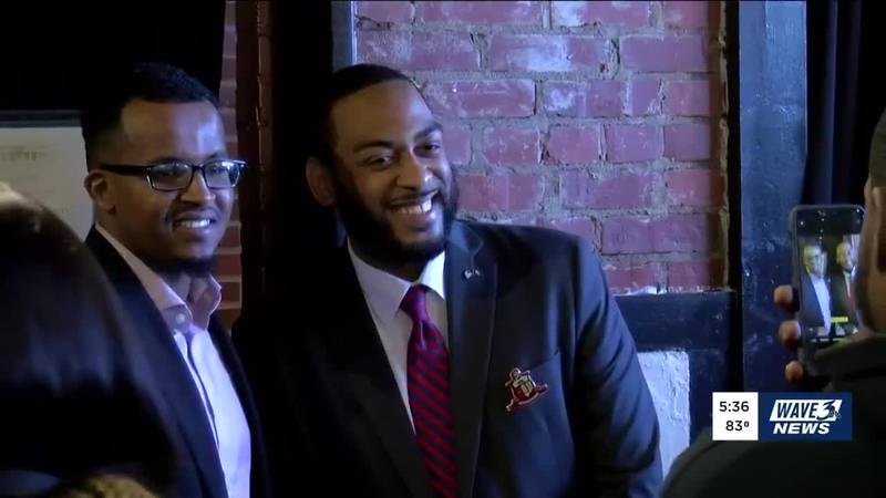 Charles Booker, a member of the Kentucky House of Representatives, is running to be the...