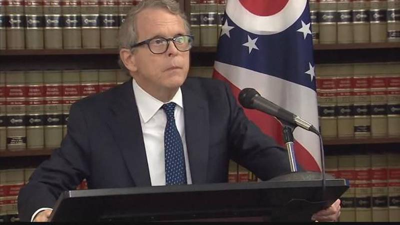 Ohio Gov. Mike DeWine announces new director of ODH