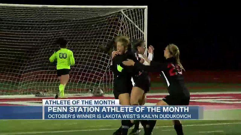 Penn Station Athlete of the Month: Lakota West's Kailyn Dudukovich