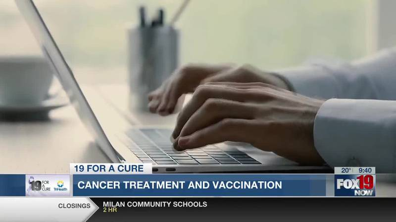19 For a Cure: Cancer treatment and vaccination