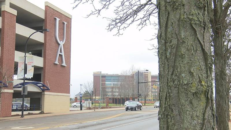 The University of Akron is one of many schools now preparing for the possibility of the...