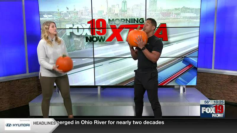 """""""HWOL"""", or """"healthy way of life"""" - 5 ways to do your workout using a pumpkin"""